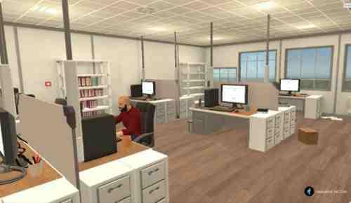 réalité virtuelle. Formation sensibilisation HSE
